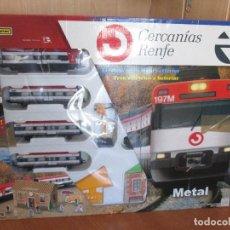 Trenes Escala: PEQUETREN: TREN CERCANIAS RENFE. Lote 163772990