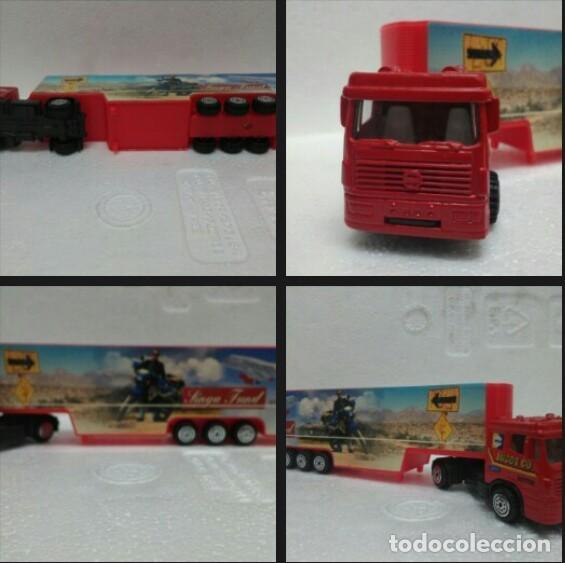 Trenes Escala: Camion trailer escala H0 1/87 ENVIO GRATIS - Foto 5 - 118448683