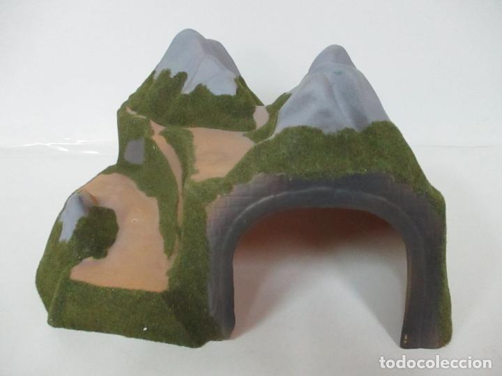 Trenes Escala: Lote de Bocas de Túnel - Escala H0 - Doble Via - 2 Túneles en Curva - Foto 3 - 164720290