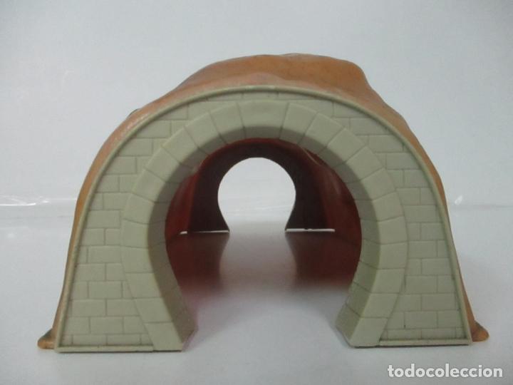 Trenes Escala: Lote de Bocas de Túnel - Escala H0 - Doble Via - 2 Túneles en Curva - Foto 18 - 164720290