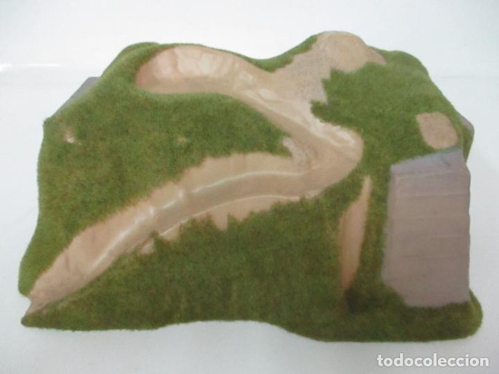 Trenes Escala: Lote de Bocas de Túnel - Escala H0 - Doble Via - 2 Túneles en Curva - Foto 22 - 164720290