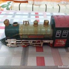 Trenes Escala: TREN LOCOMOTORA AÑOS 70 . Lote 164753918