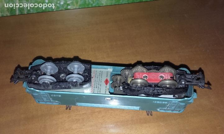 Trenes Escala: Locomotora MARCA Jouef BB 9201 (6 v.) escala H0 - Foto 2 - 164862406