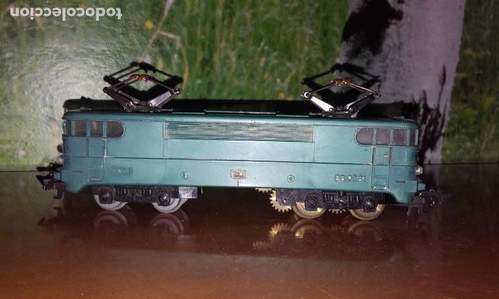 Trenes Escala: Locomotora MARCA Jouef BB 9201 (6 v.) escala H0 - Foto 4 - 164862406