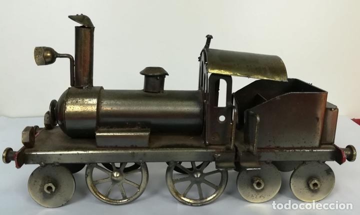 Trenes Escala: FERROCARRIL. LOTE 3 MODELOS DE LOCOMOTORAS . RENFE. CIRCA 1970. ESPAÑA - Foto 3 - 165467962