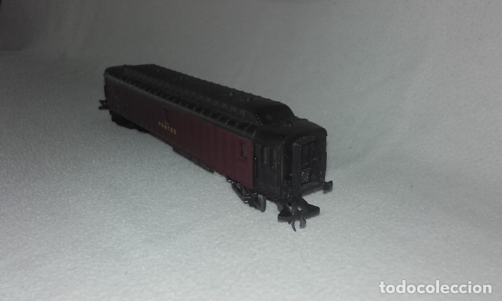 Trenes Escala: Vagon postal SNCF (JOUEF ESCALA H0) - Foto 3 - 165542630