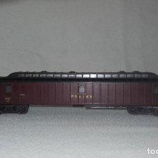 Trenes Escala: VAGON POSTAL SNCF (JOUEF ESCALA H0). Lote 165542630