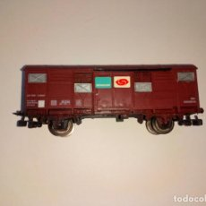 Trenes Escala: VAGON CARGA JOUEF MADE IN FRANCE H0. Lote 165832914