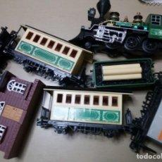 Trenes Escala: RESTOS DEL TREN DE GOLDLOK TOYS . Lote 166663418