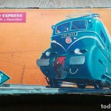 Trenes Escala: JOUEF: SET DE VÍAS Y AGUJAS TREN SUD EXPRESS ESCALA H0. Lote 166815078