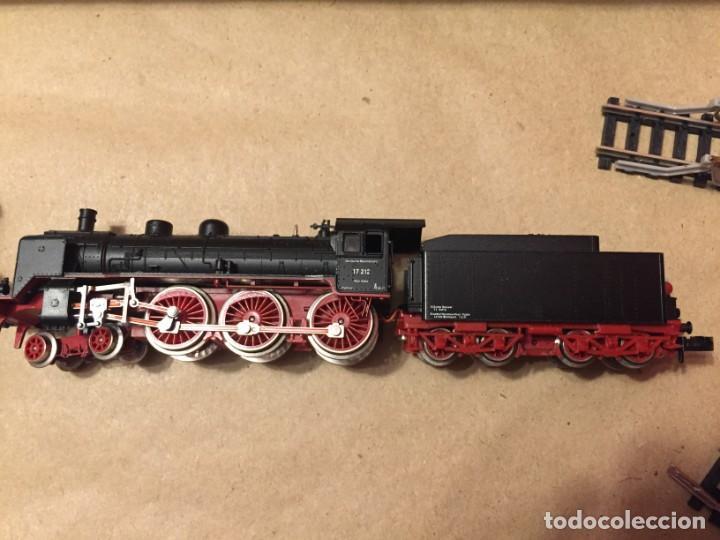 TREN MAQUETA MINITRIX 4994 (Juguetes - Trenes - Varios)