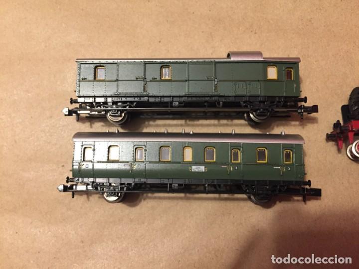 Trenes Escala: TREN MAQUETA minitrix 4994 - Foto 2 - 169391316