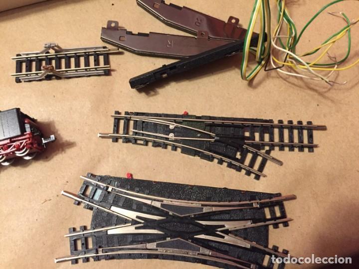 Trenes Escala: TREN MAQUETA minitrix 4994 - Foto 3 - 169391316