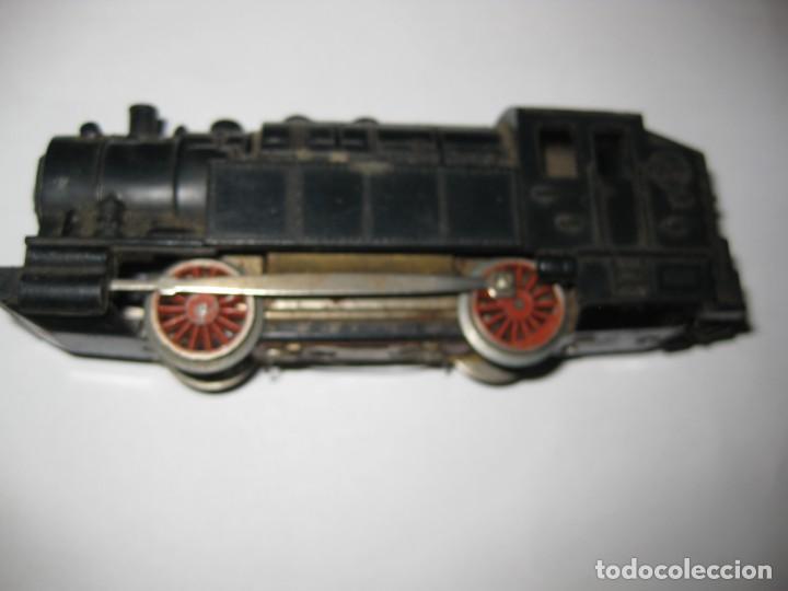 Trenes Escala: gran lote trenes tren 2 locomotora vagones tramos via piezas , paya jyesa ibi - Foto 12 - 170106850