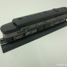 Trenes Escala: LOCOMOTORA ALCO PA-1 NUEVA YORK CENTRAL ESCALA 1/160 (N) GASOIL NUEVA. Lote 171105585