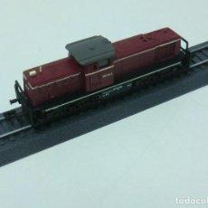 Trenes Escala: LOCOMOTORA 290 DB B´B´ALEMANIA ESCALA 1/160 (N) GASOIL NUEVA. Lote 171112058