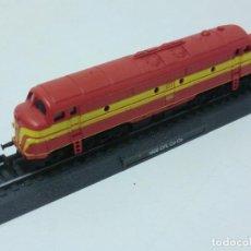 Trenes Escala: LOCOMOTORA 1600 CFL CO-CO ESCALA 1/160 (N) GASOIL NUEVA. Lote 171112612
