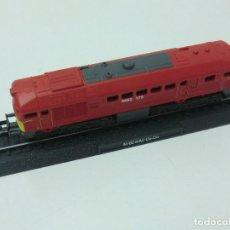Trenes Escala: LOCOMOTORA M 62 MAV CO-CO ESCALA 1/160 (N) GASOIL NUEVA. Lote 171114282