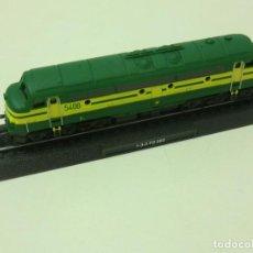 Trenes Escala: LOCOMOTORA 1-3-0 FS 880 ESCALA 1/160 (N) GASOIL NUEVA. Lote 171115244