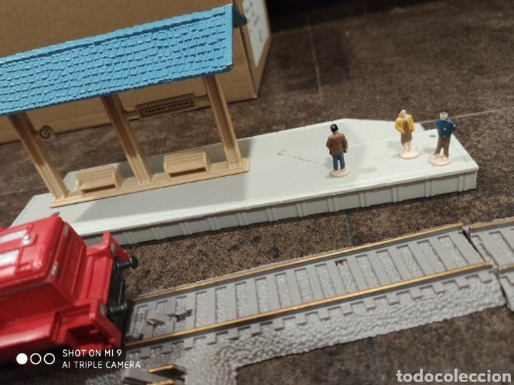 Trenes Escala: Locomotora, vagones y vías New Ray - Foto 3 - 171208739