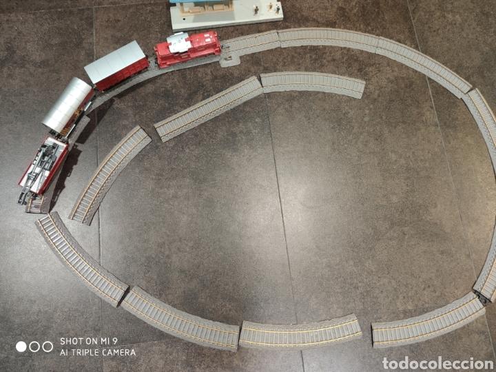 Trenes Escala: Locomotora, vagones y vías New Ray - Foto 2 - 171208739