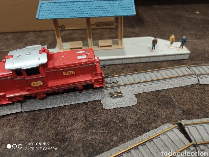 Trenes Escala: Locomotora, vagones y vías New Ray - Foto 4 - 171208739