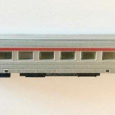 Trenes Escala: JOUEF COCHE DE PASAJEROS A8 TEE PBA INOX - ESCALA HO - (REF. 864) VINTAGE 1965. Lote 171368620