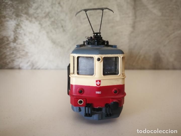Trenes Escala: LOCOMOTORA JOUEF SBB CFF ESCALA H0 - Foto 2 - 171788502