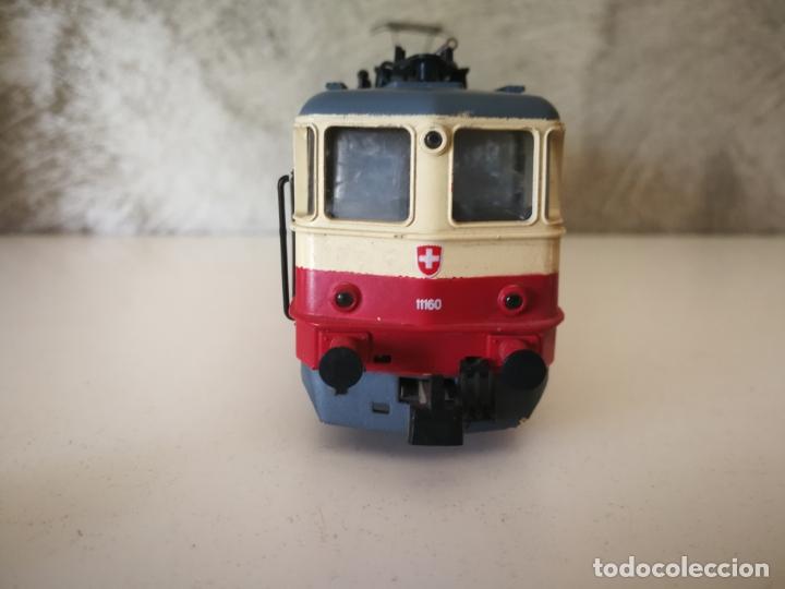 Trenes Escala: LOCOMOTORA JOUEF SBB CFF ESCALA H0 - Foto 4 - 171788502
