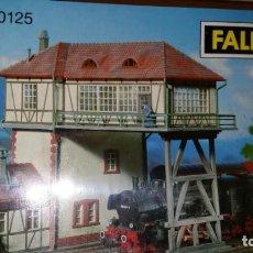 Trenes Escala: FALLER REF.120125.ESCALA HO. PUENTE DE CONTROL.. Lote 172060692