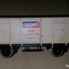 Trenes Escala: VAGON PIKO,CINZANO, ESCALA HO.. Lote 172718252