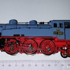 Trenes Escala: LOCOMOTORA VAPOR BACHMANN ESCALA HO VIC 905. Lote 172722955