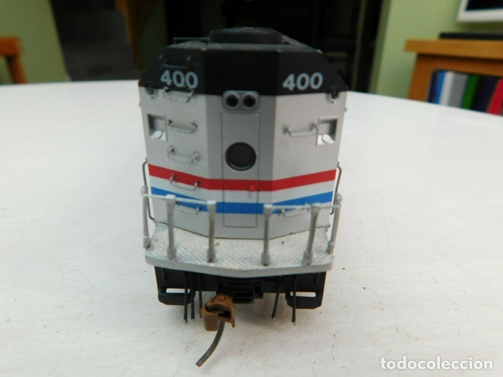Trenes Escala: Locomotora Kato Amtrak F40PH Digital DCC & Sonido Loksound Escala H0 - Foto 5 - 172782919