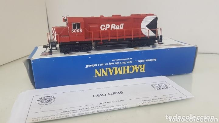 Trenes Escala: Bachmann CP rain 5006 escala H0 referencia 11516 20cms - Foto 3 - 173206177