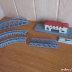 Trenes Escala: LOTE ACCESORIOS PARA TRENES ESCALA N. Lote 173409807
