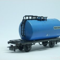 Trenes Escala: VAGON MERCANCIA HO. Lote 173481268