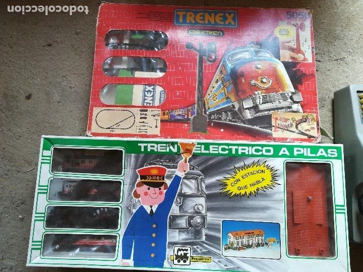 Trenes Escala: Trenes electricos a pilas - Foto 3 - 173660522