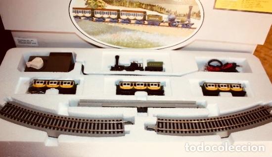 Trenes Escala: Tren completo histórico Bachmann H0 Lafayette - Foto 2 - 173897439