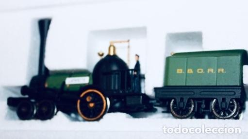 Trenes Escala: Tren completo histórico Bachmann H0 Lafayette - Foto 3 - 173897439