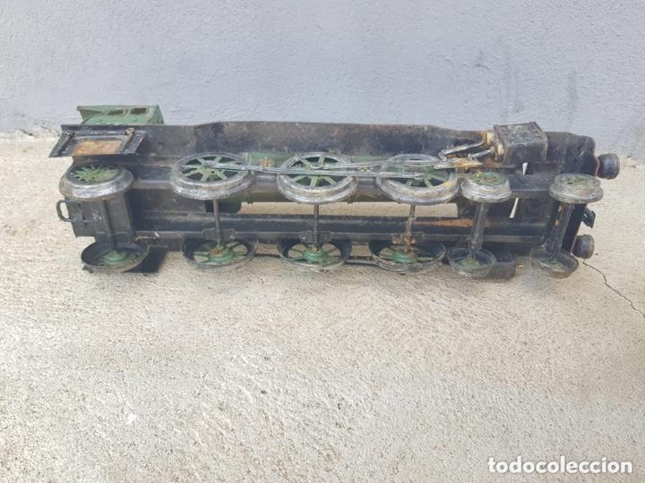Trenes Escala: ANTIGUA LOCOMOTORA DE METAL - Foto 5 - 174270537