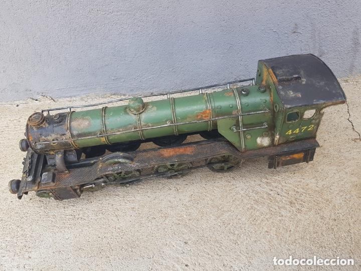 Trenes Escala: ANTIGUA LOCOMOTORA DE METAL - Foto 8 - 174270537