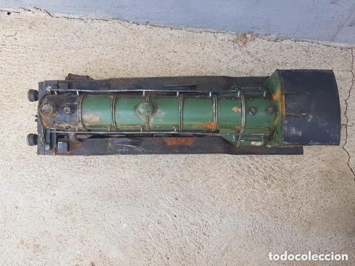 Trenes Escala: ANTIGUA LOCOMOTORA DE METAL - Foto 9 - 174270537