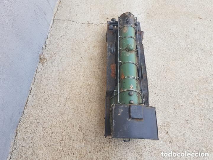 Trenes Escala: ANTIGUA LOCOMOTORA DE METAL - Foto 10 - 174270537