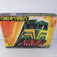 Trenes Escala: TREN ELECTRICO. IBERTREN, ESCALA 3N, MODELO 112.. Lote 174442117