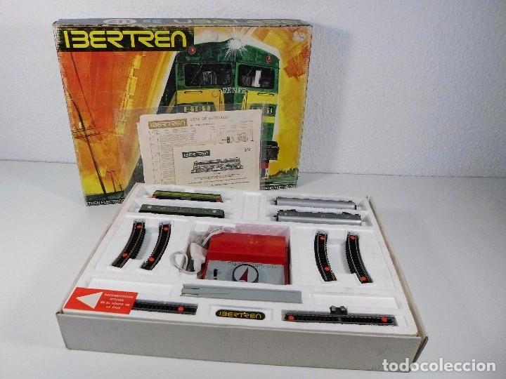 Trenes Escala: TREN ELECTRICO. IBERTREN, ESCALA 3N, MODELO 112. - Foto 2 - 174442117