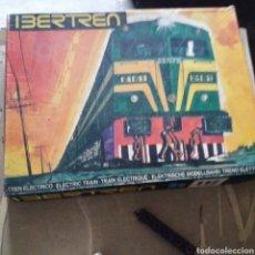 Trenes Escala: LOTE IBERTREN MUCHAS PIEZAS, SE MANDA COMO SE VE EN LAS FOTOS. Lote 174973703