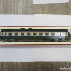 Trenes Escala: JOUEF VAGON PASAJEROS 1ª CLASE - SNCF - REF 5291 - ESCALA HO - CON CAJA. Lote 175183452