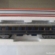 Trenes Escala: JOUEF VAGON COCHE CAMA - TRANS EURO NUIT - REF 5784 - ESCALA HO - CON CAJA. Lote 175183888