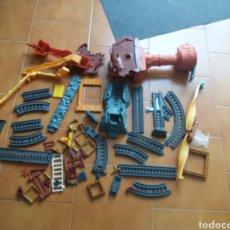Trenes Escala: DESPIECE PISTA THOMAS & FRIENDS RESCATE DEL NAUFRAGIO. Lote 175211323