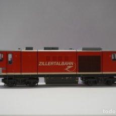 Trenes Escala: LOCOMOTORA - LILIPUT HOE / REF: L142101 / LOCOMOTORA DIESEL. Lote 175529327